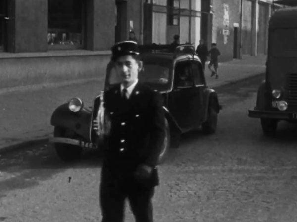 Feu d'artifice, Fourmies 1950-1951
