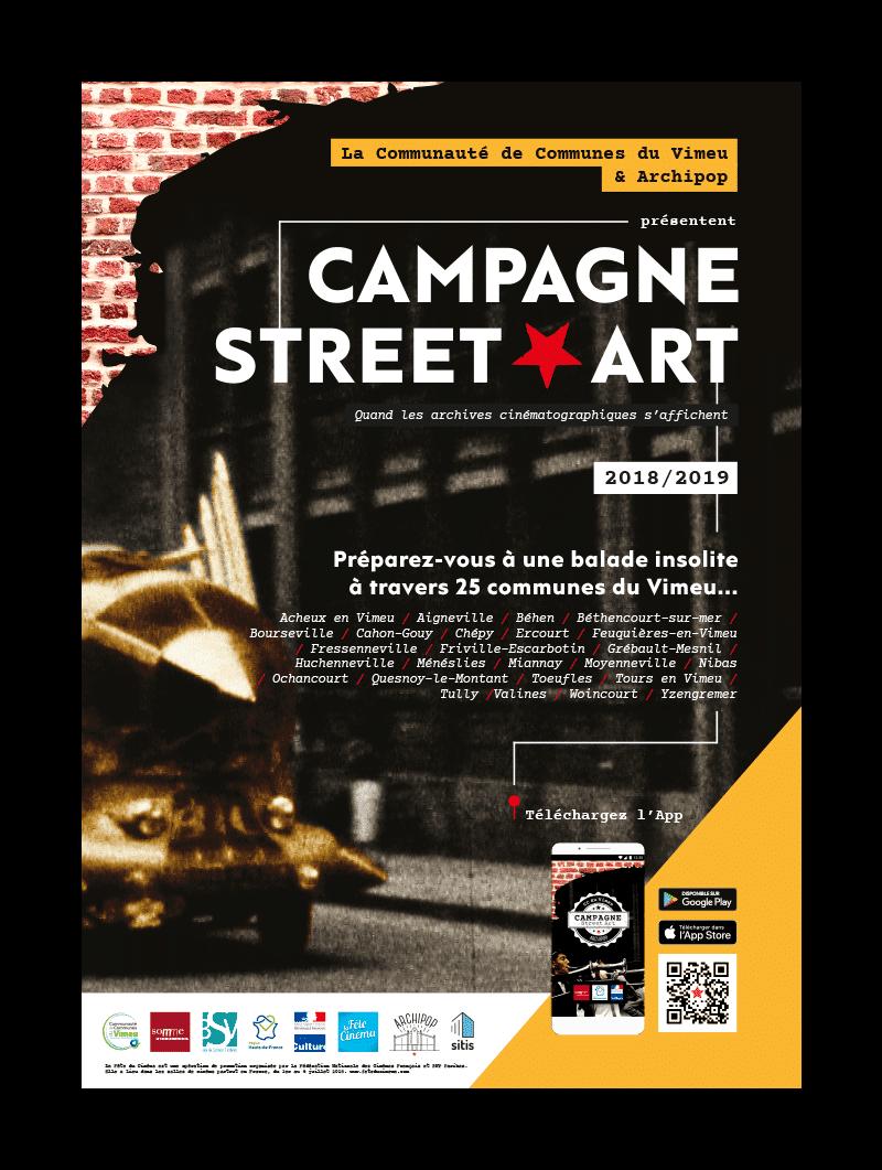 campagne street art - archipop