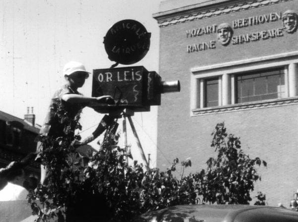 Actualités de Fourmies par Jean Thuilliez 1950-1954
