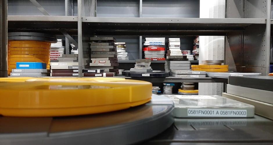 Bobines archives