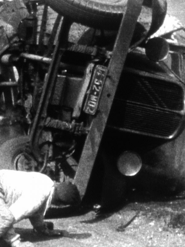 Accident à Poulainville