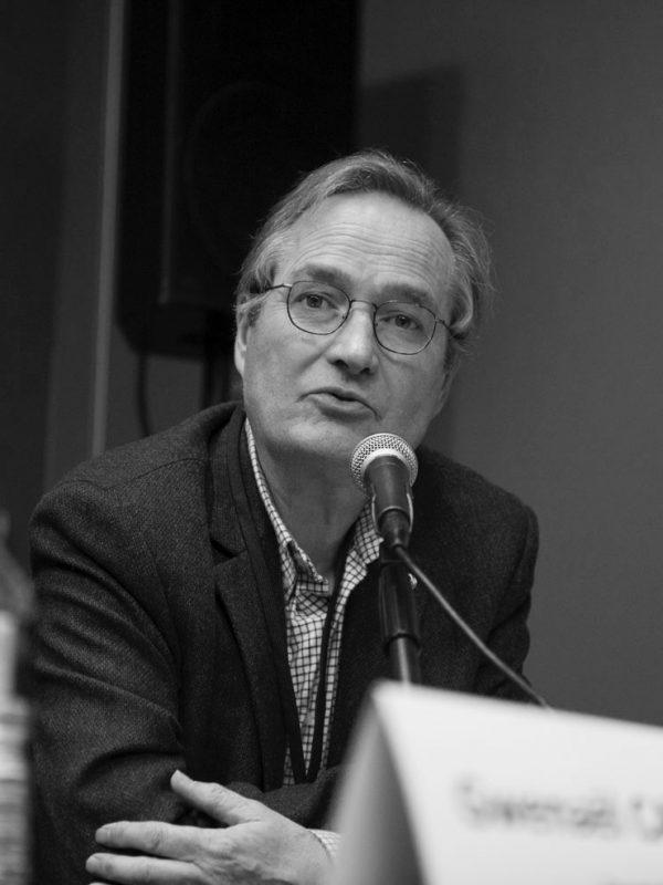 Jean-Marie Charon, sociologue des médias, chercheur au CNRS et à l'EHESS